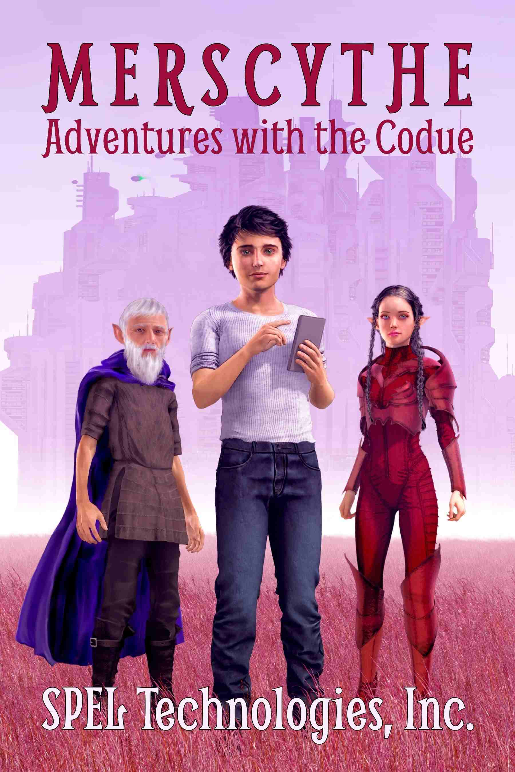 Merscythe Adventures with the Codue, by SPEL Technologies, Inc.